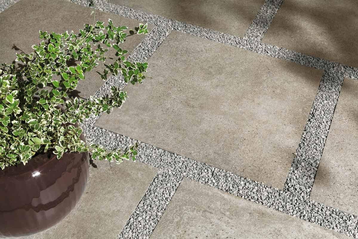 Pavimenti in cemento per esterno evo 2 e™ mirage